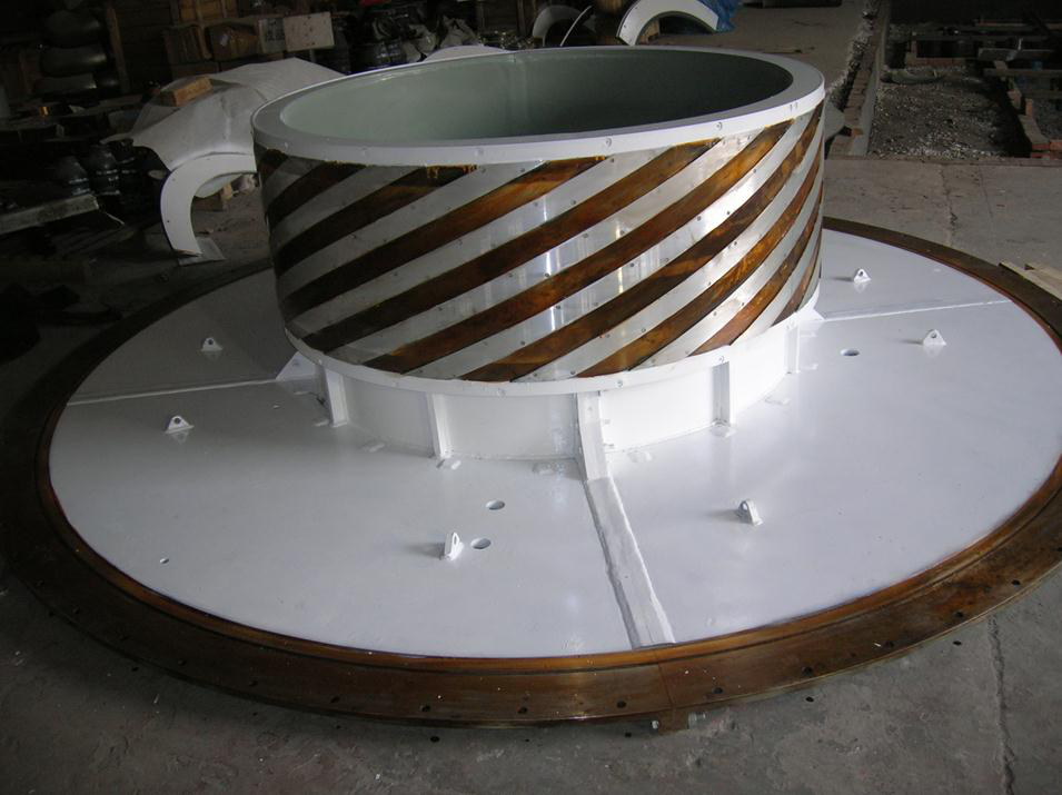下油盘装配 Oil tray assembly